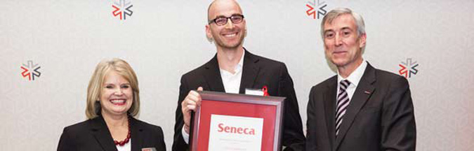 Senecans of Distinction Award