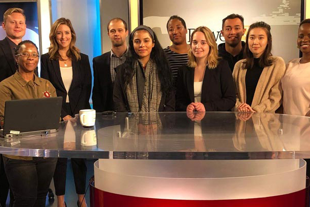 Government relations students visit Ottawa