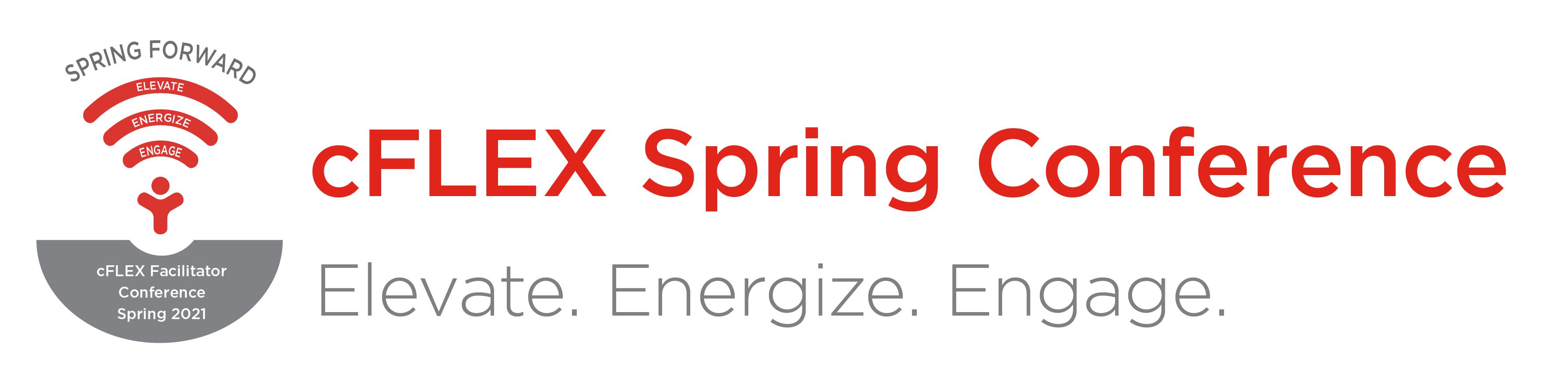 cFLEX Spring Conference 2021 banner