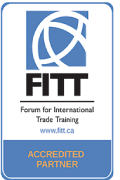 FITT logo Forum for International Trade Training