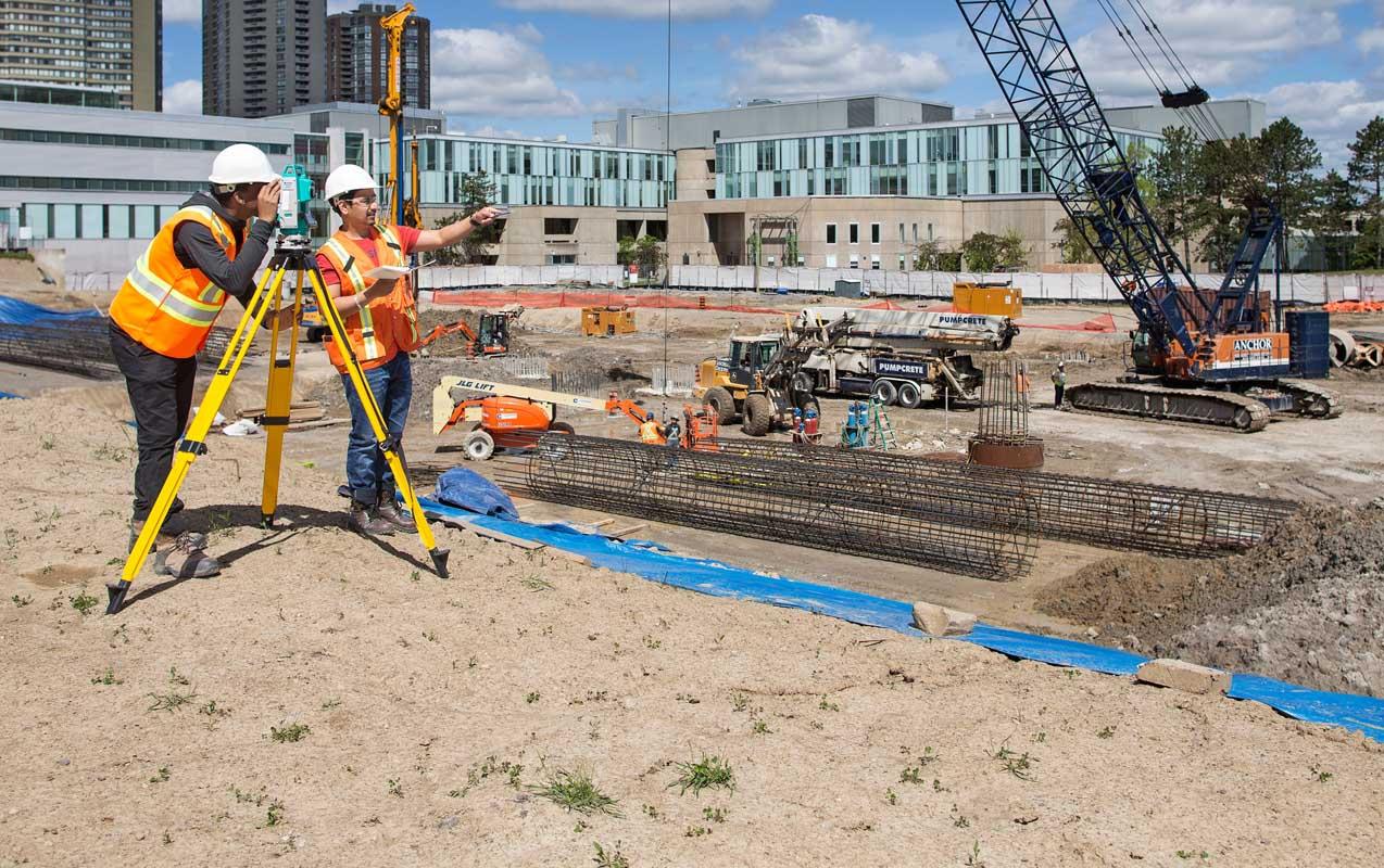 Civil Engineering Technology - Seneca, Toronto, Canada