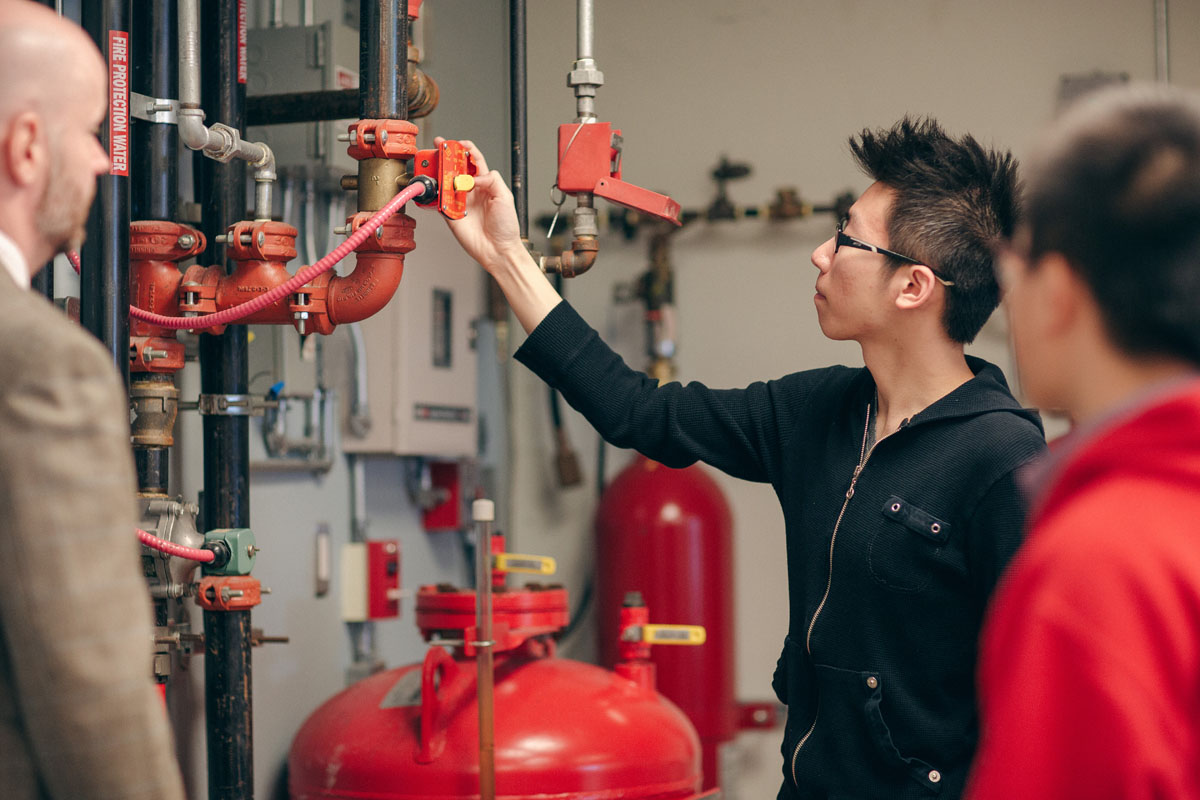 School of Fire Protection Engineering Technology