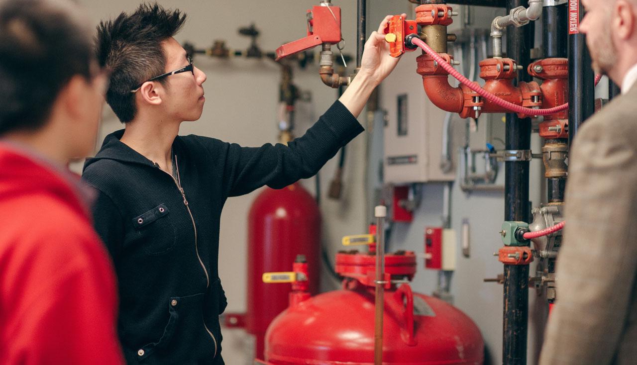 Fire Protection Engineering Technology - Seneca, Toronto