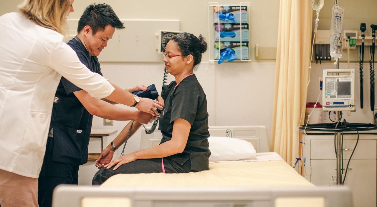 Practical Nursing - Seneca, Toronto, Canada