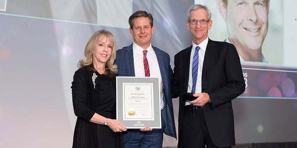 Alum wins Premier's Award