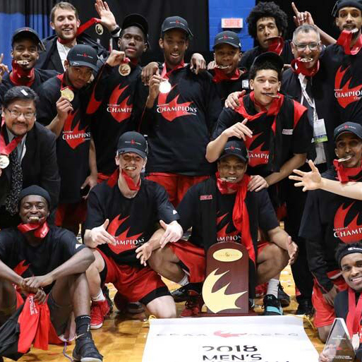 Basketball champs named Team of the Year
