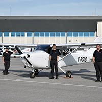 'Bravo' gets an encore with Seneca's School of Aviation