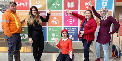 Sustainability takes centre stage at Seneca
