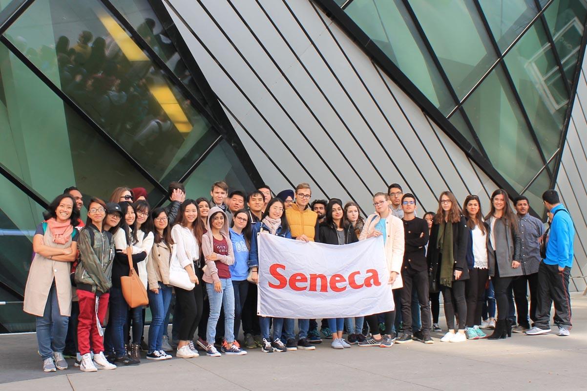 International Seneca Toronto Canada