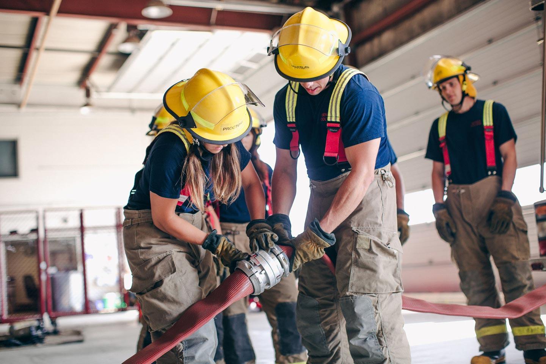 School of Fire Protection Engineering Technology - Seneca