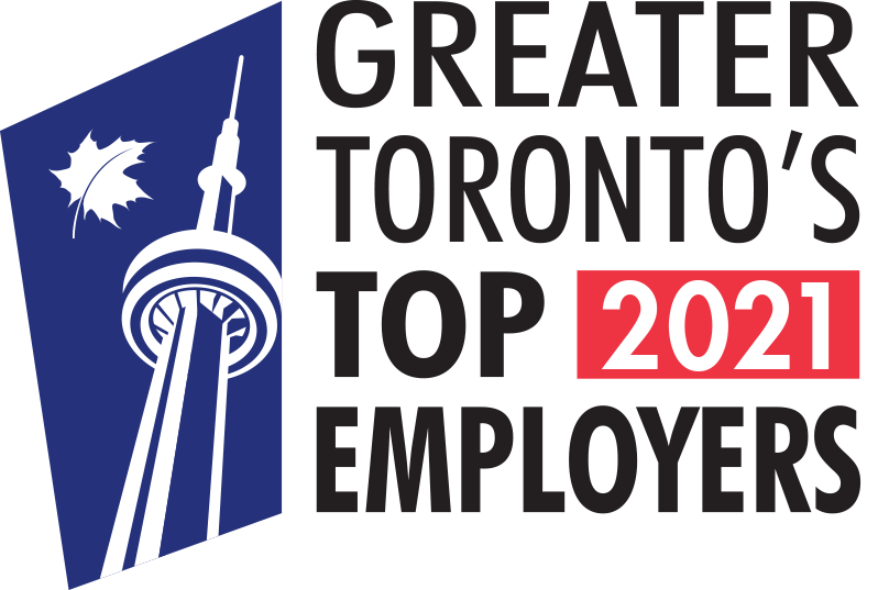 Greater Toronto's Top 2021 Employers