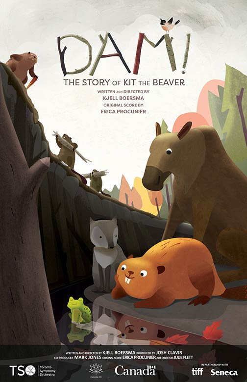 DAM The Story Of Kit Beaver