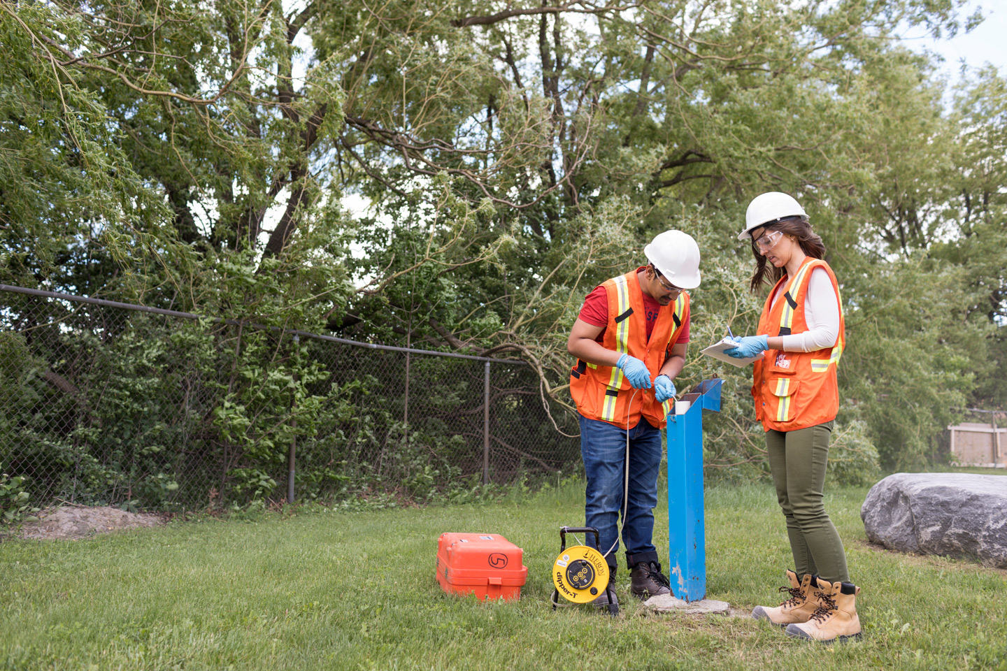 Environmental Technician - Sampling and Monitoring
